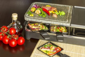 Raclette Zutaten vegetarisch