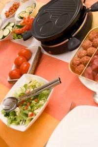 Raclette Beilagen