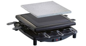 Steba RC3 plus Raclette Grill im Test
